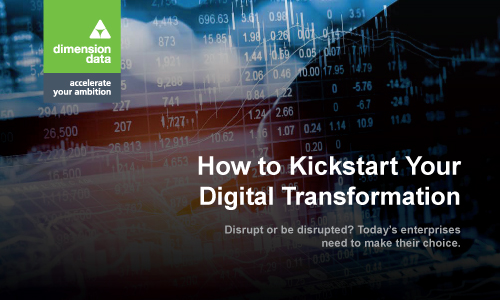 How to Kickstart Your Digital Transformation