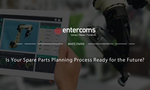 Is Your Spare Parts Planning Process Ready for the Future?