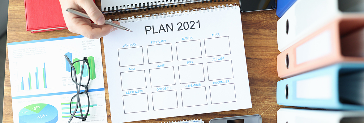 Quick End-of-Year B2B Marketing Planning Tips to Start 2021 Right